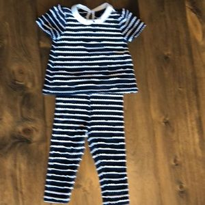 Victoria Beckham 2pc outfit